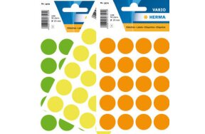 FLUO LABELS HERMA